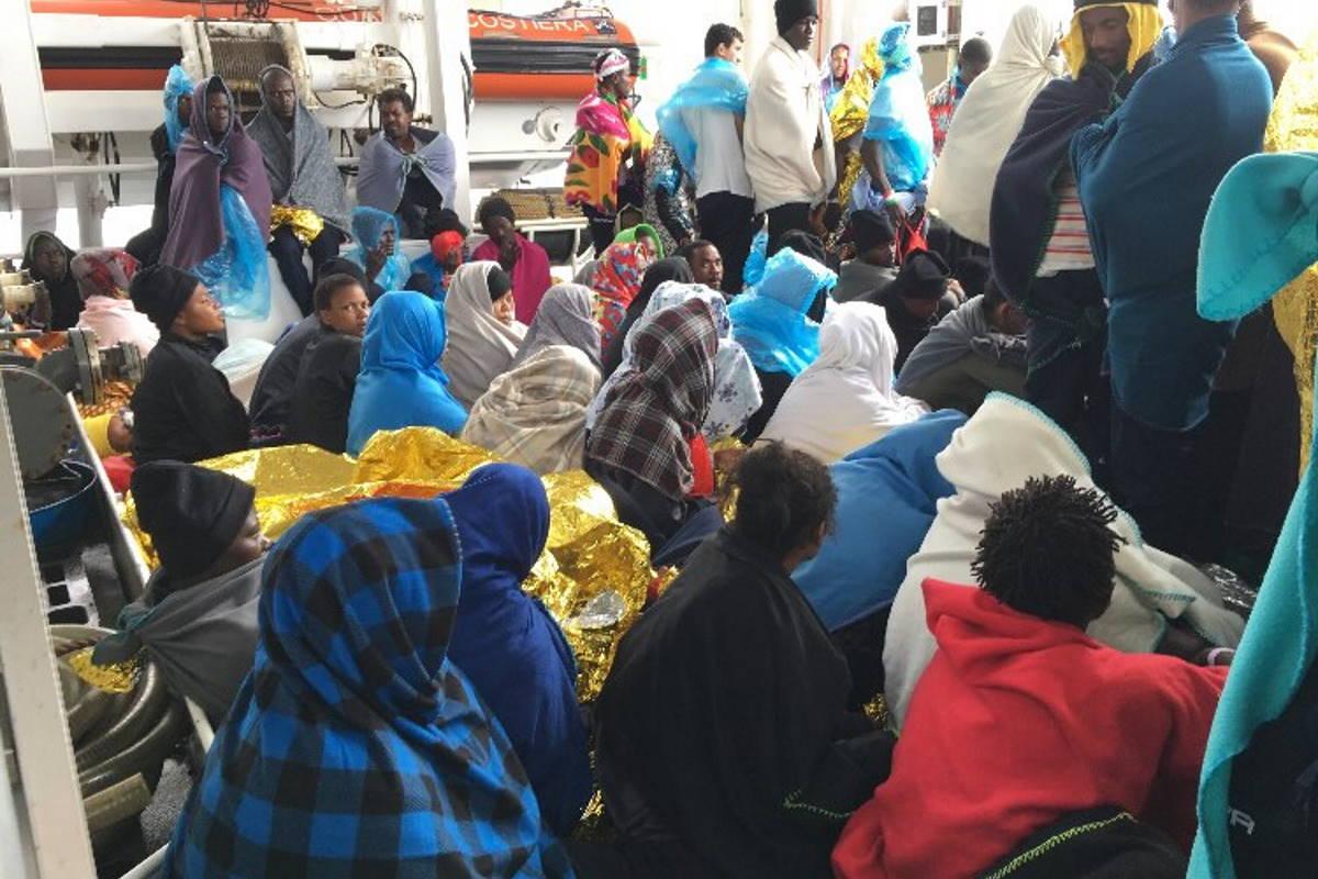Giornata nazionale della Memoria e dell'Accoglienza in ricordo delle 368 vittime del naufragio al largo di Lampedusa del 3 ottobre 2013