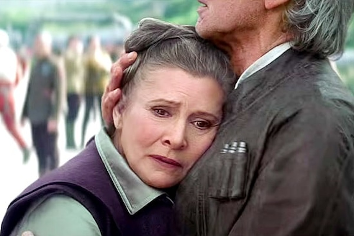 Star Wars 7 e Carrie Fisher: non solo principessa