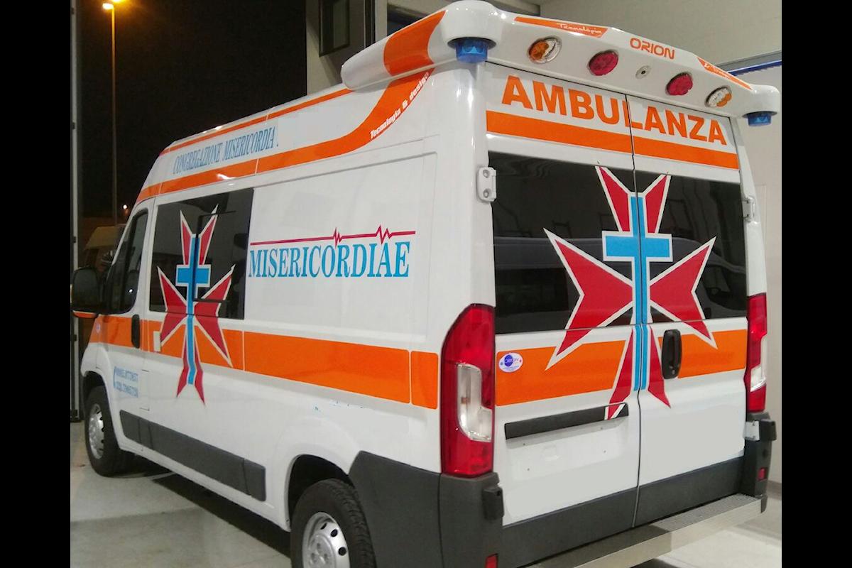Aspetta mezz'ora un ambulanza, situazione grave sul Tirreno cosentino per il soccorso sanitario