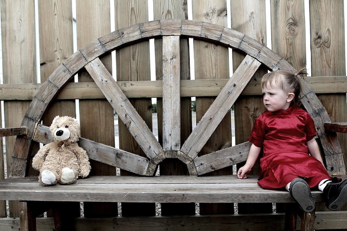 I bambini e l'altalena della vita