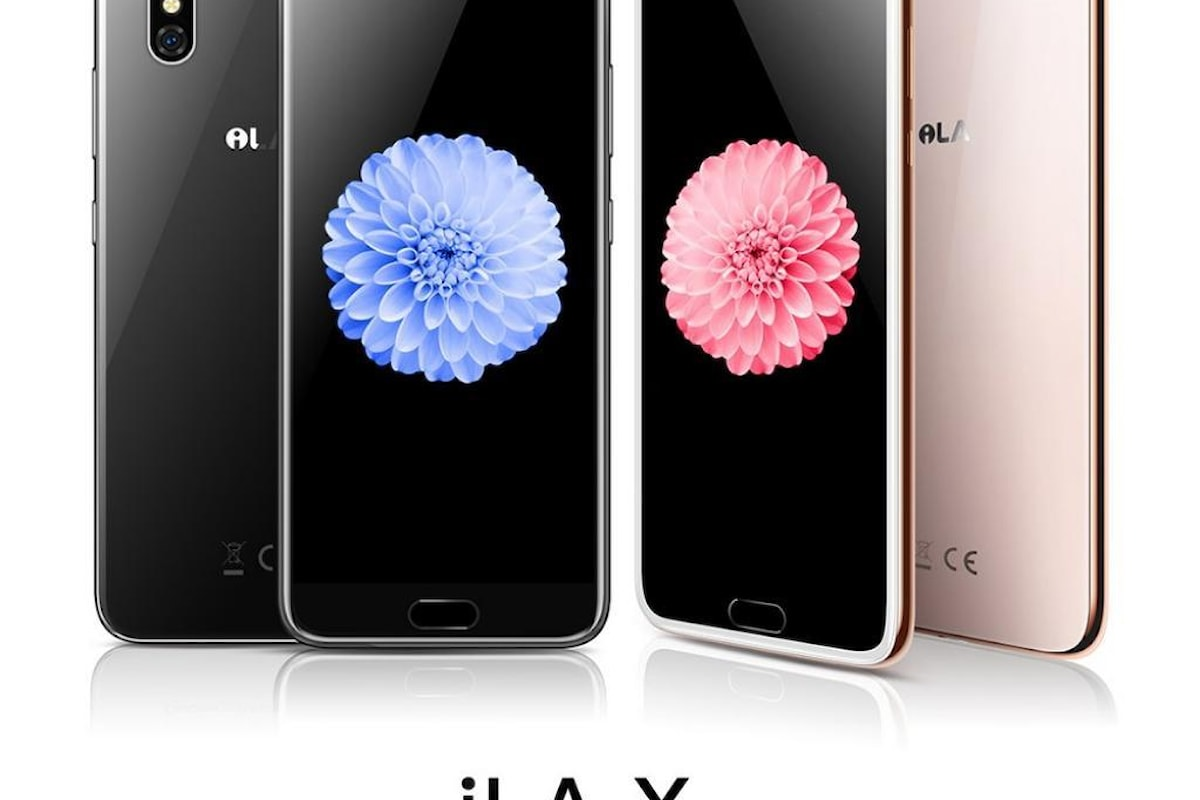 iLA X è stato presentato ufficialmente, un clone dell'iPhone X davvero low-cost