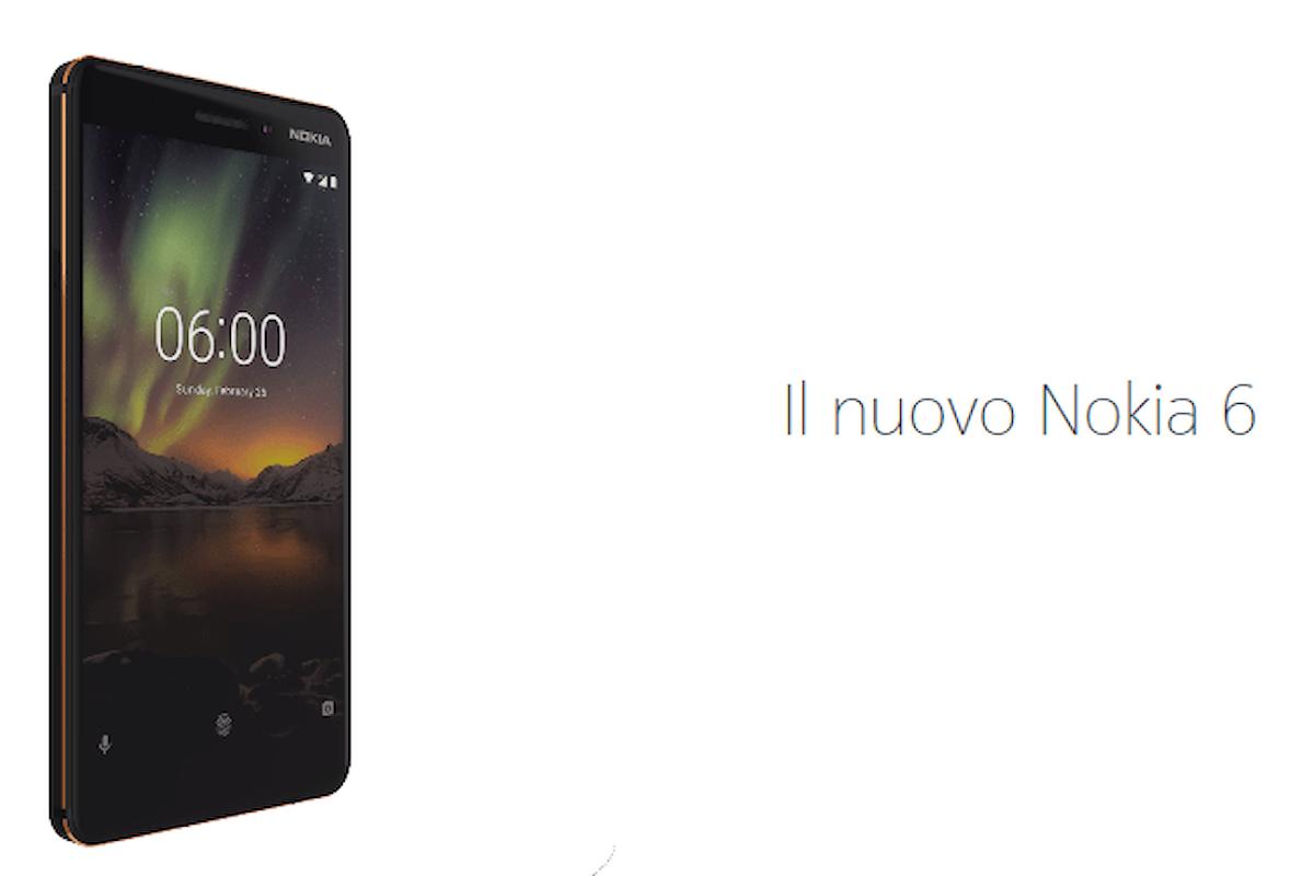 Nokia 6 2018: uno smartphone di fascia media che può essere definito equilibrato