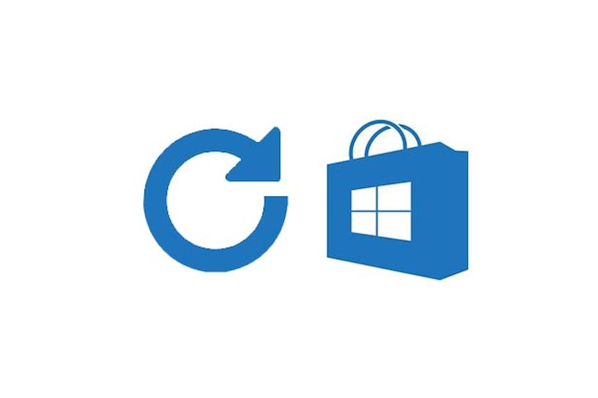 Andiamo a scoprire come aggiornare le Applicazioni su Windows 10 forzando il controllo