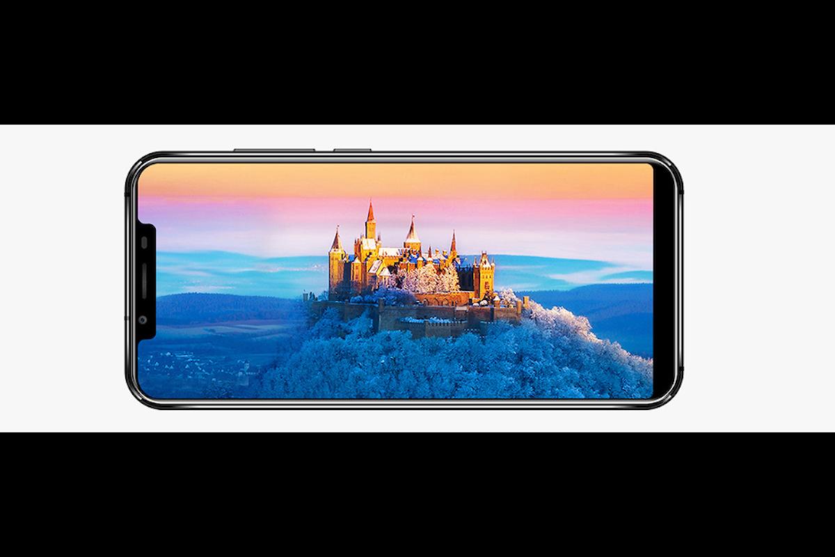 OUKITEL U18, arriva sul mercato un nuovo clone dell'iPhone X