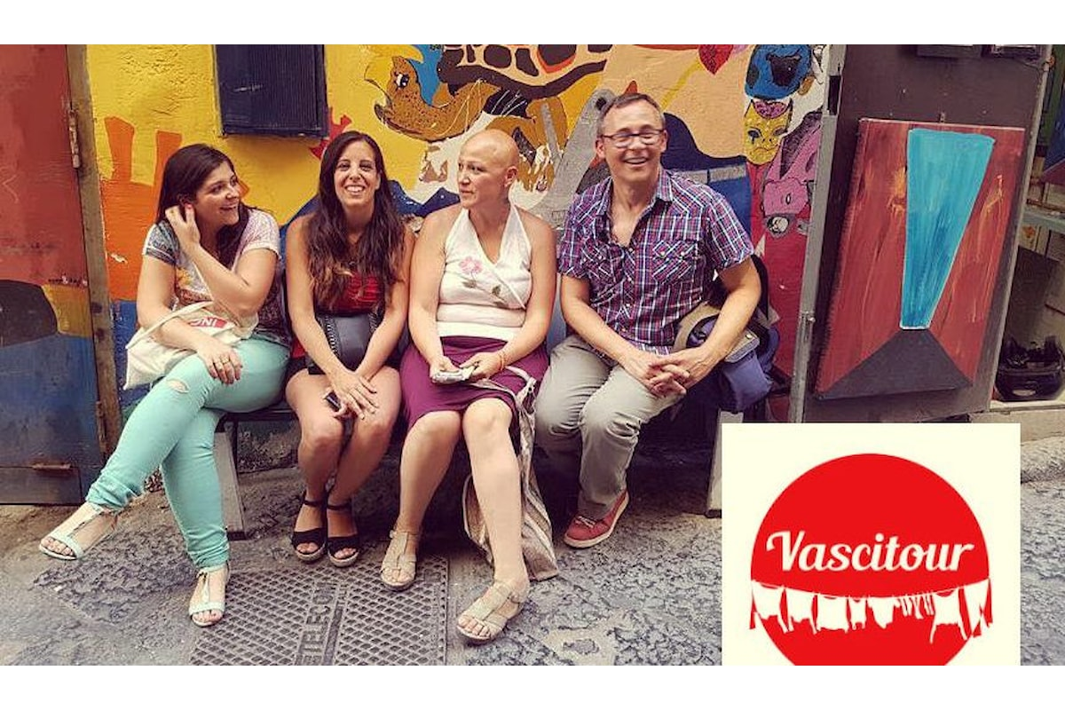 Vascitour, il turismo coinvolgente e sicuro nei bassi napoletani
