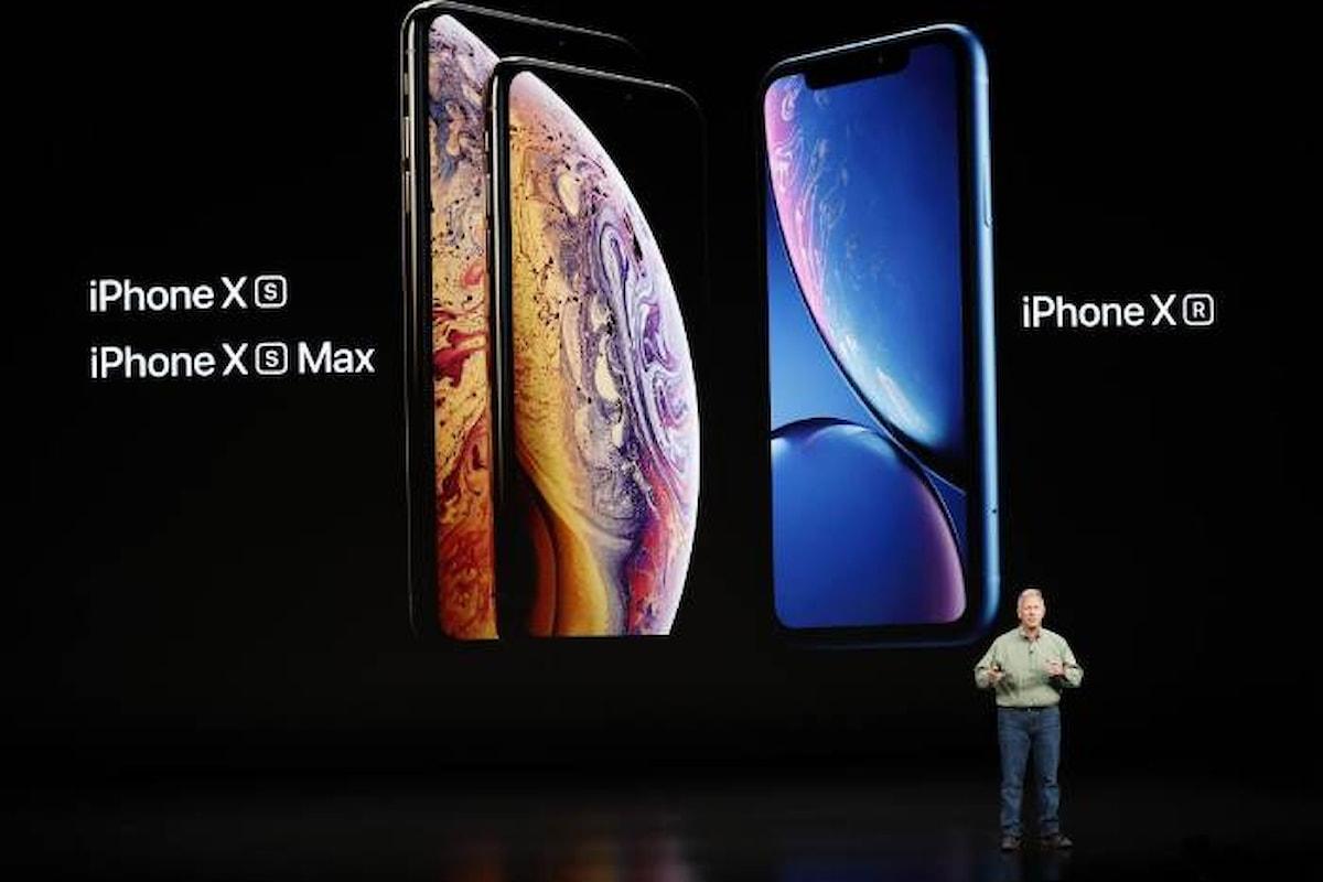 Apple ha presentato i nuovi iPhone tenS ed un orologio per chi soffre di cuore