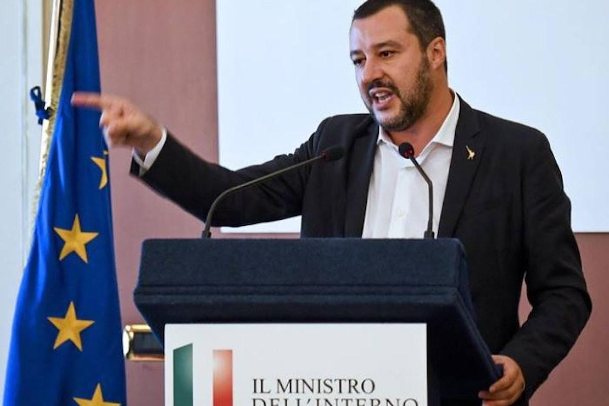 Nuova puntata della guerra gialloverde sui rifiuti: Salvini replica ai 5 Stelle