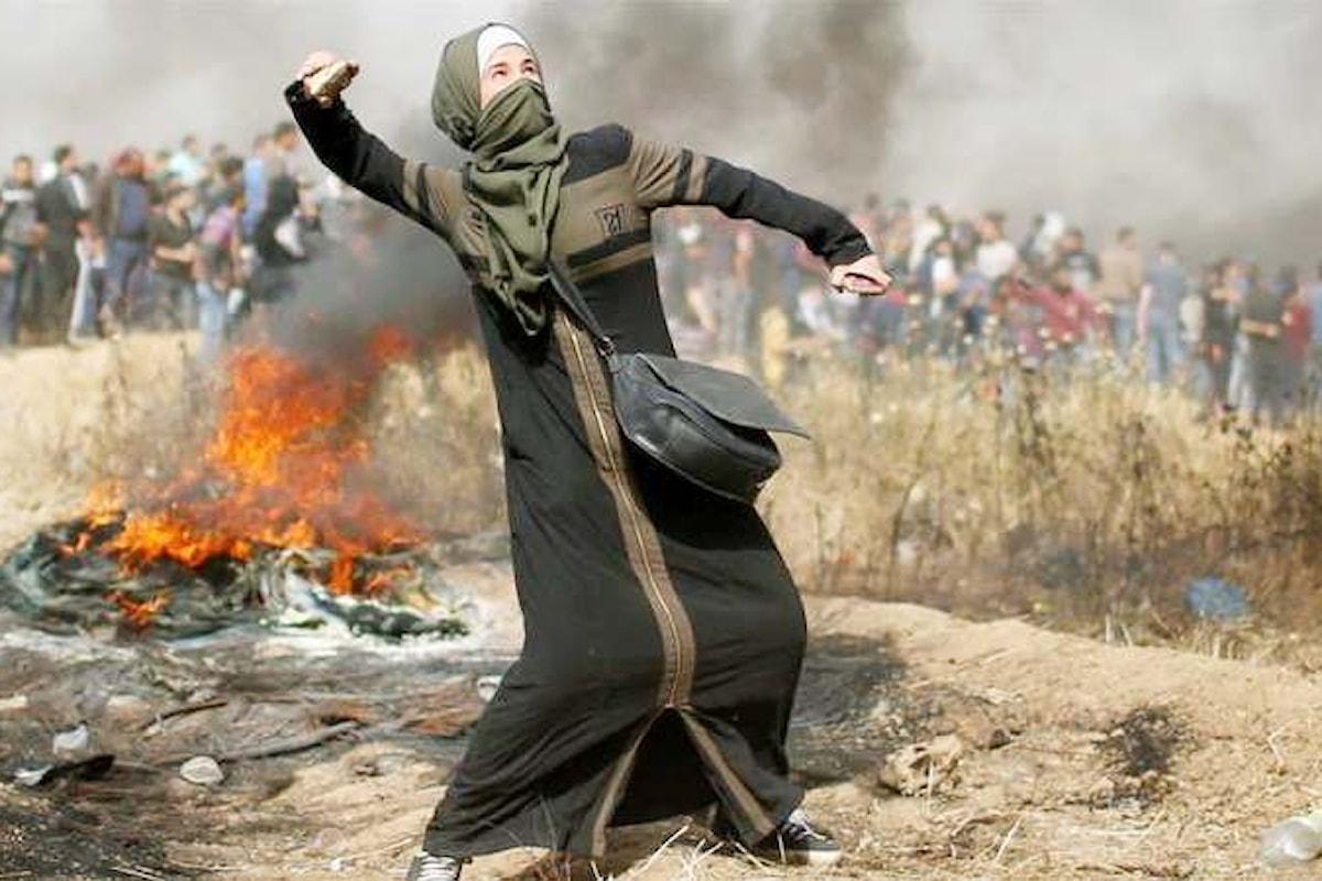 Un nuovo venerdì di tensione al confine tra Gaza e Israele per la Marcia del Ritorno