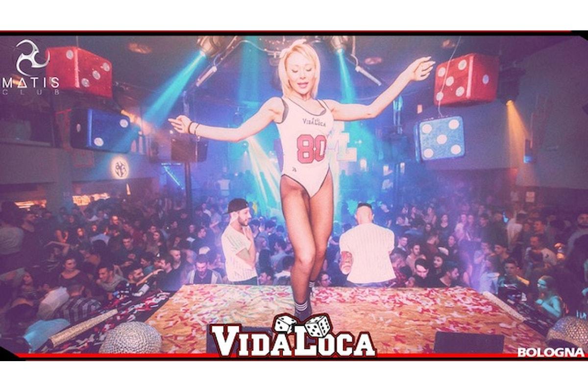 Vida Loca, il party hip hop, pop & reggaeton fa ballare Brescia, Mantova, Lido di Spina, Monopoli e Riccione… nello stesso weekend!