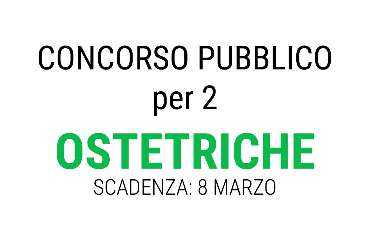 COSENZA pubblicato finalmente in gazzetta ufficiale il CONCORSO per OSTRETRICA