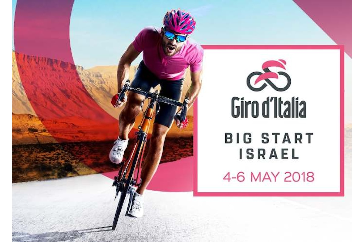 Mancano poche ore all'inizio del Giro che celebra Israele e la sua politica di apartheid