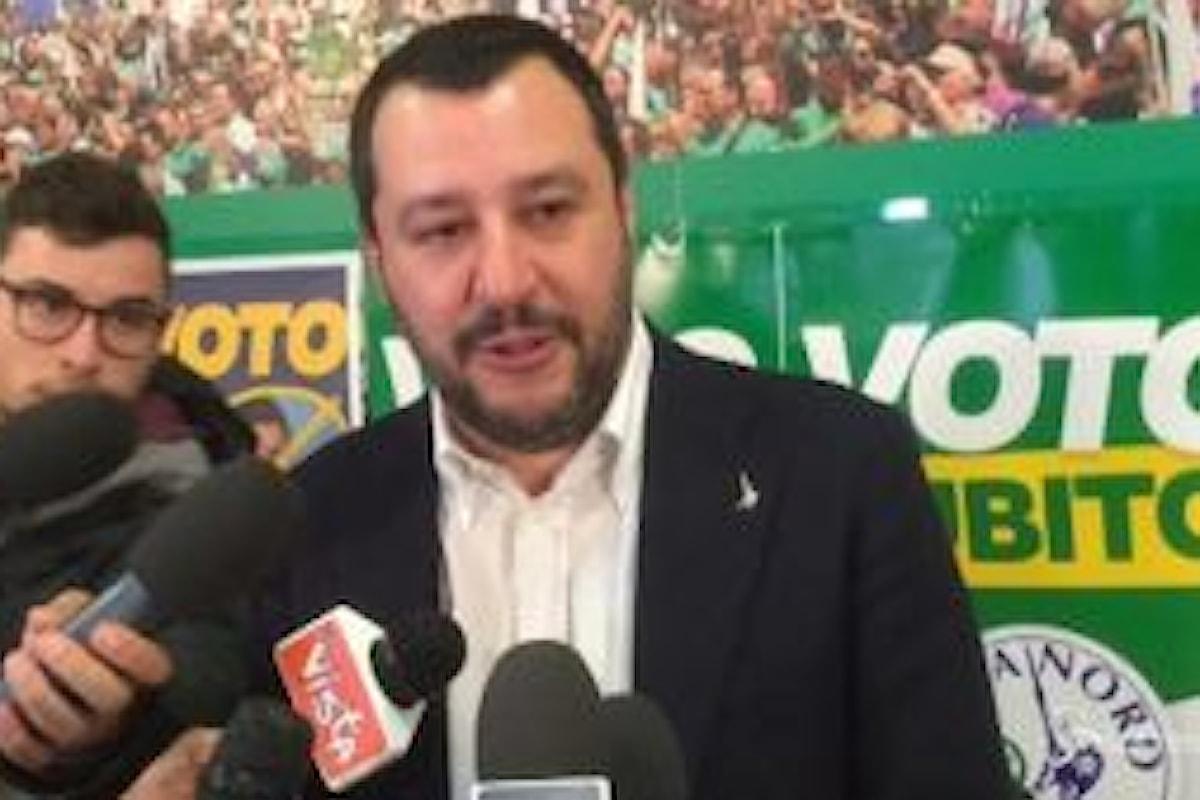 Matteo Salvini, il suo pensiero sull'eutanasia