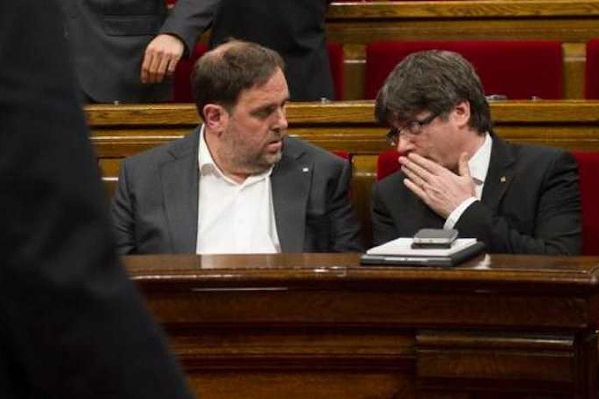Giovedì Puigdemont non risponderà all'ultimatum di Rajoy