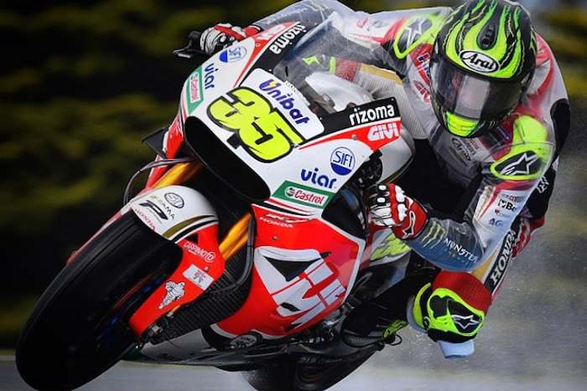 MotoGP 2018, ad Jerez è Cal Crutchlow a dominare la prima giornata di prove
