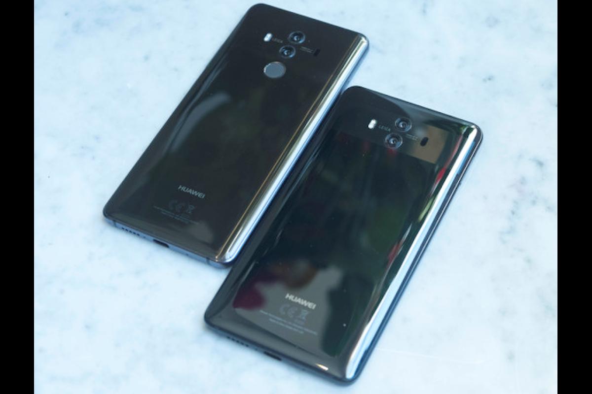 Mate 10 Pro, presentato il nuovo top di gamma Huawei