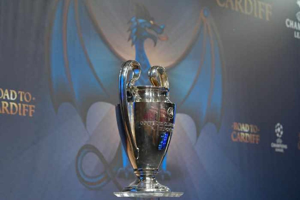 Sarà Juventus Bacellona ai quarti di Champions League