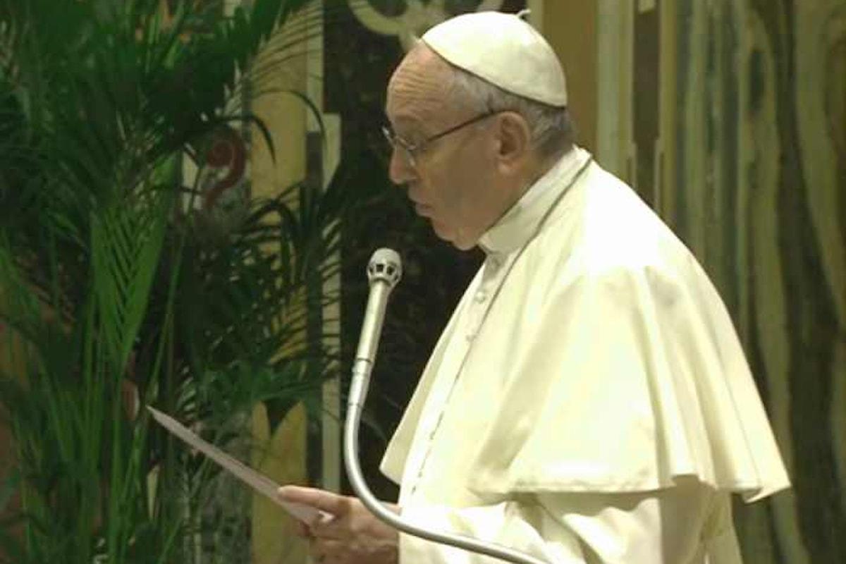 Il Papa sferza la politica su risorse, lavoro e crescita