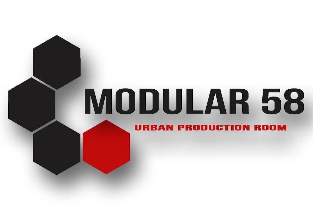 Modular 58 a Magenta, la nuova dimensione dello studio di registrazione è una urban production in cui fare musica e imparare