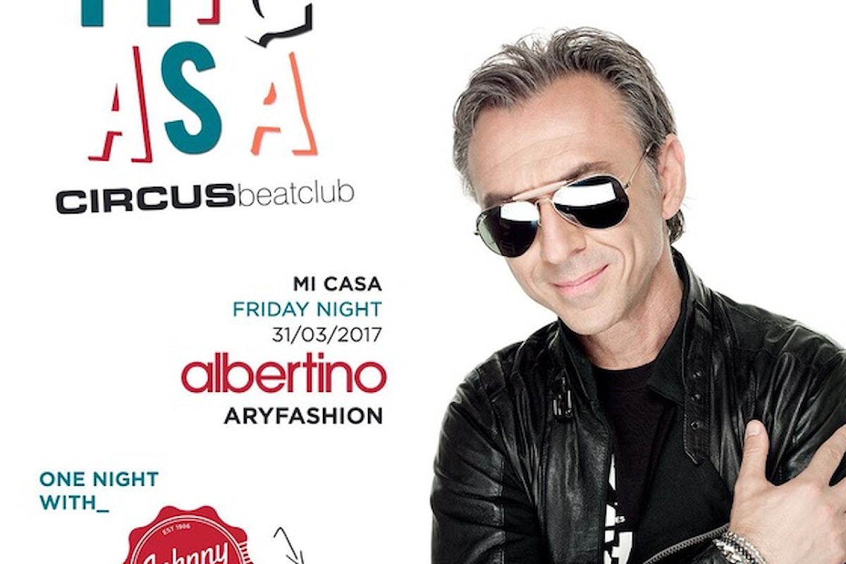 31/3 Albertino @ Circus beatclub - Brescia