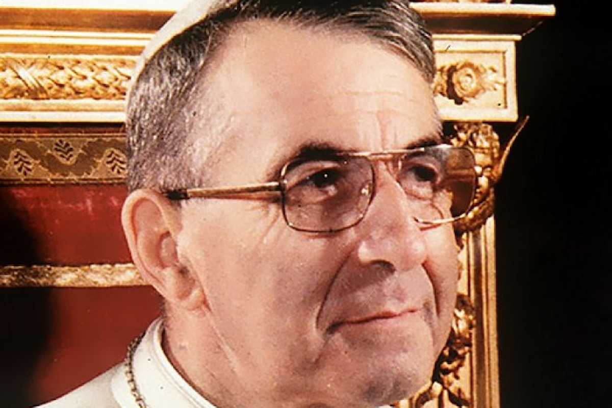 Papa Francesco avvia l'iter per la beatificazione di Papa Luciani
