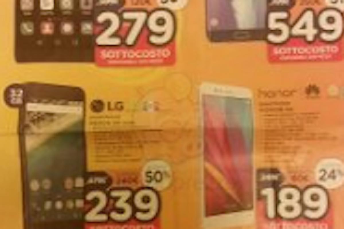 Unieuro Muratella (Roma): imperdibile sottocosto LG Nexus 5X a 239€