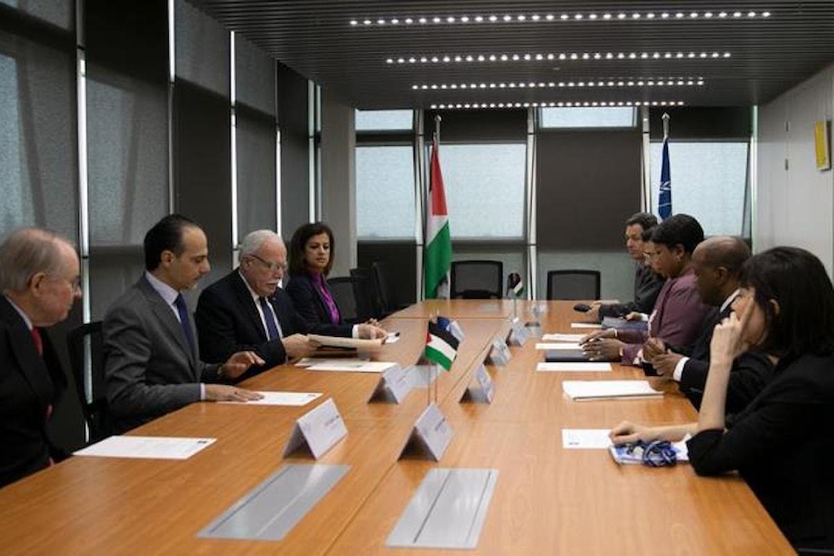 I palestinesi si appellano alla Cpi perché avvii un'indagine contro Israele per crimini di guerra