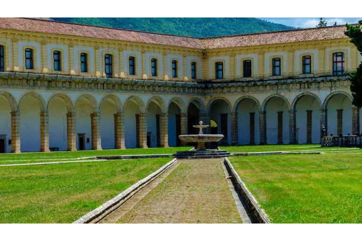 Padula (SA): lavori fantasma in Certosa, tre nei guai
