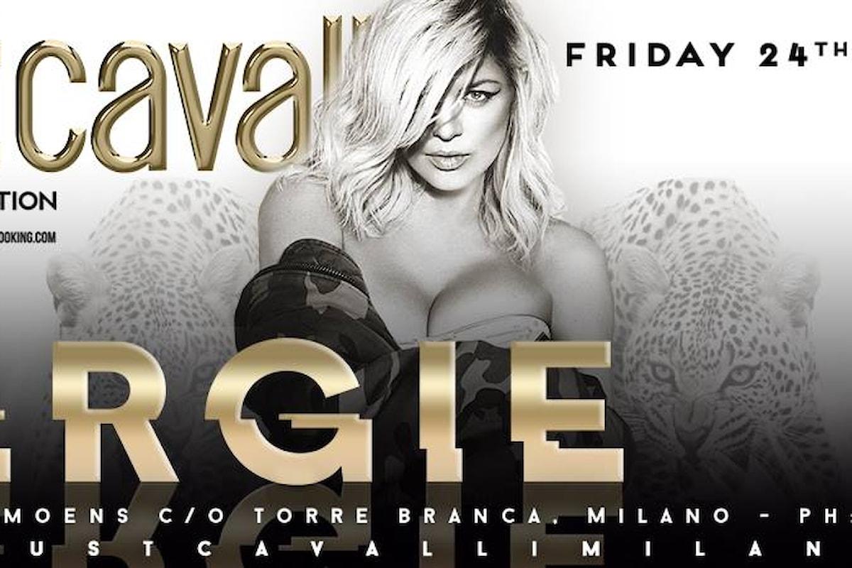 24/02 Fergie @ Just Cavalli Milano