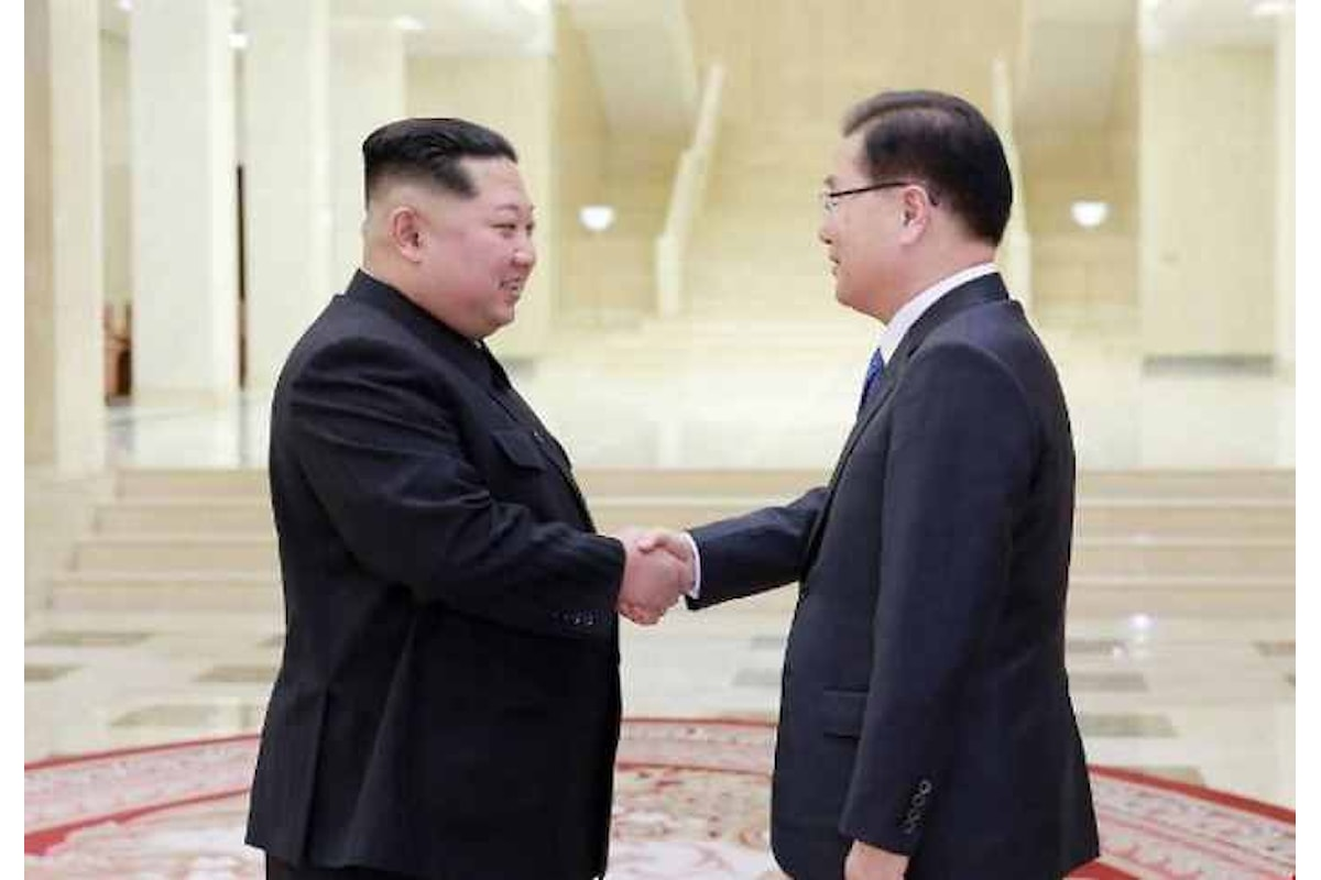 Trump e Kim Jong Un si incontreranno entro un paio di mesi