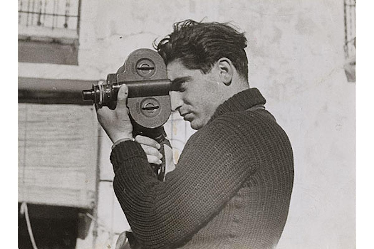 Robert Capa, uno dei più grandi fotografi della storia