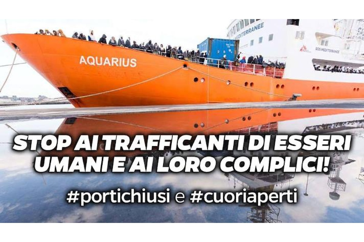 Aquarius salva 141 migranti e scatta di nuovo la propaganda anti sbarco di Lega e 5 Stelle