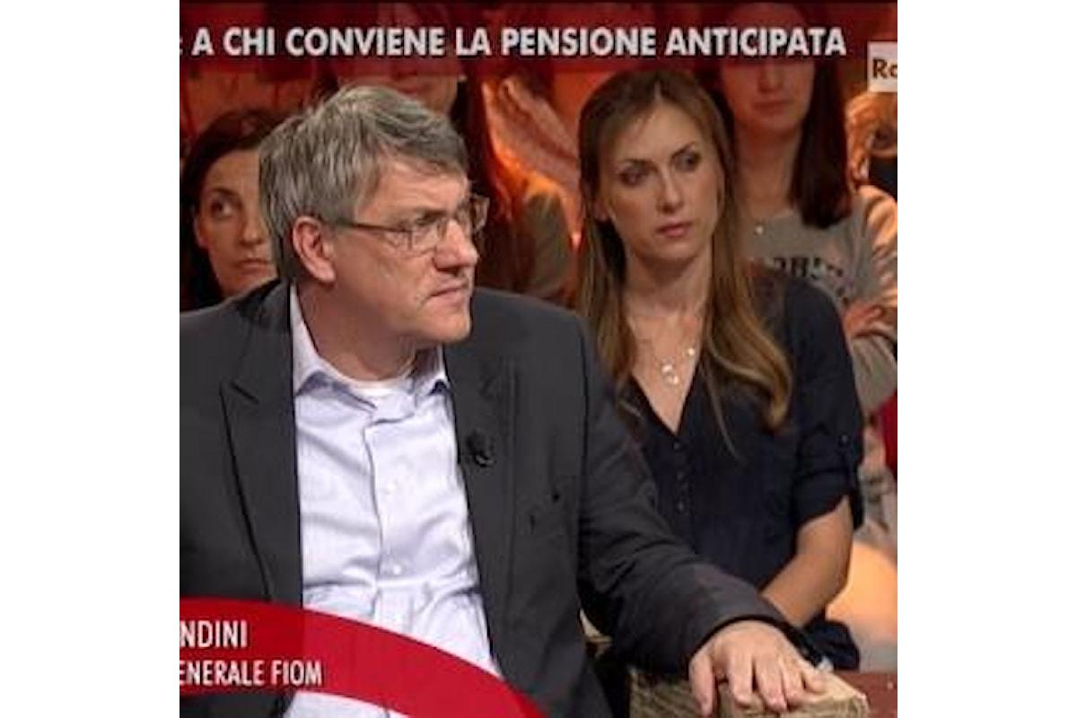 Riforma pensioni e flessibilità, ultime novità ad oggi 22 giugno: Landini contrario all'APE, italiani chiedono altro