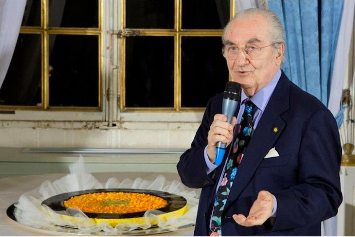Il funerale di Gualtiero Marchesi avrà luogo il 29 dicembre nella Chiesa di Santa Maria del Suffragio a Milano