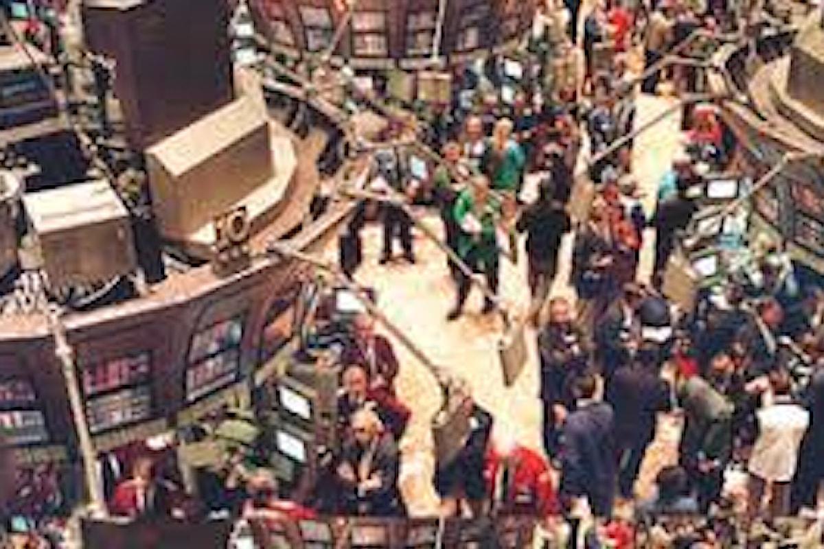 Giornata nera per le Borse dopo il caso Huawei