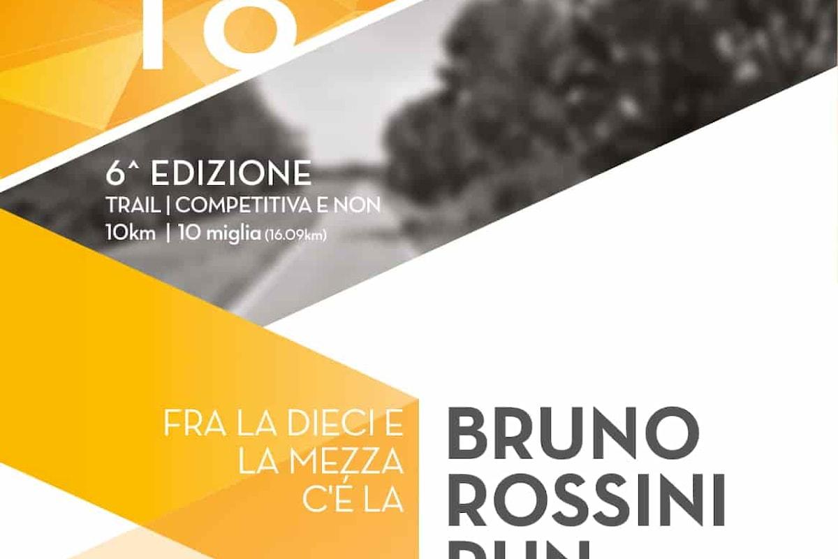 Bruno Rossini Run 2018