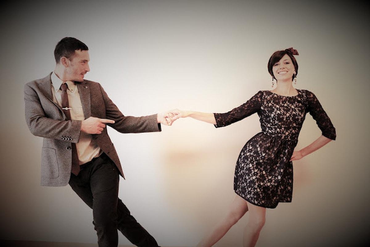 Il Lindy Hop a Milano: e ci crediamo tutti Fred Astaire e Ginger Rogers