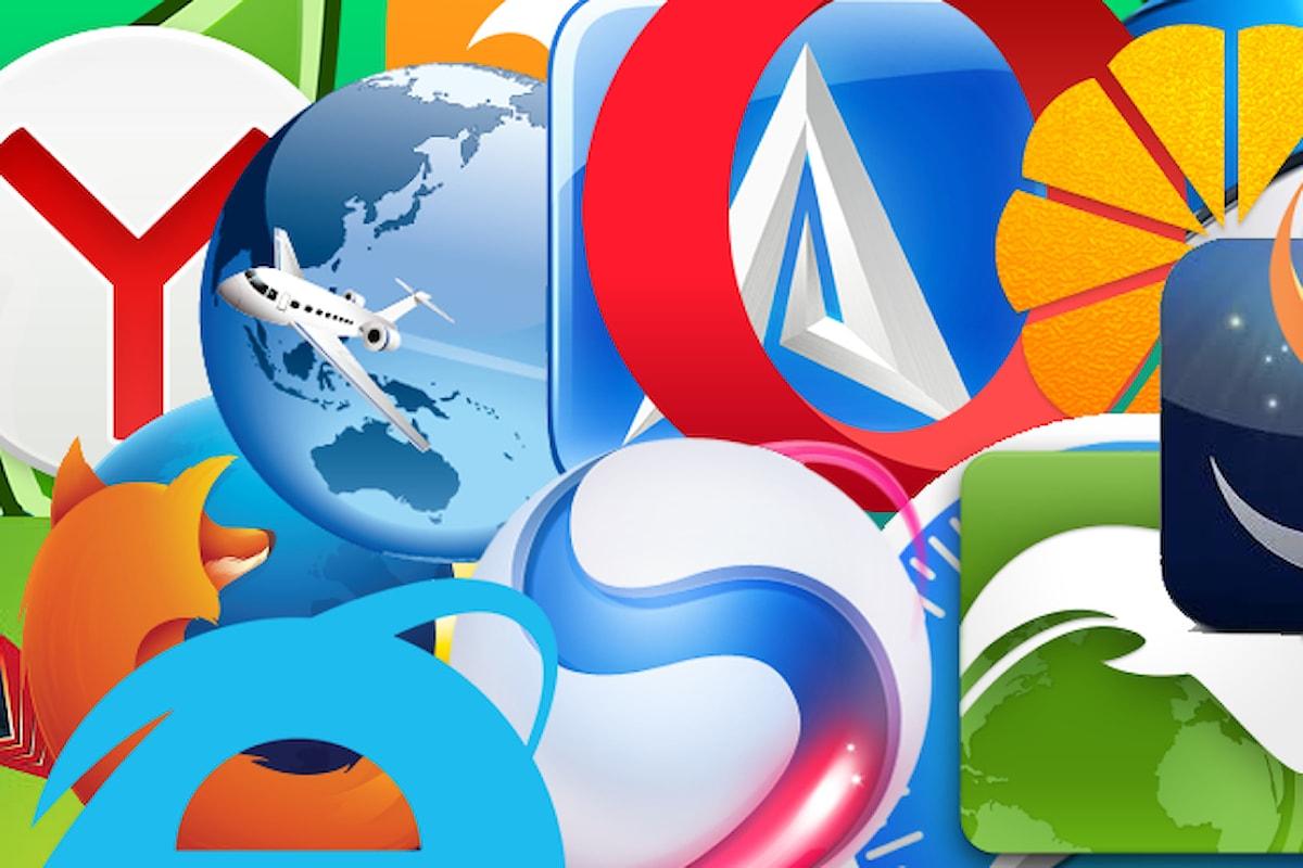 Guida completa alla scelta del browser