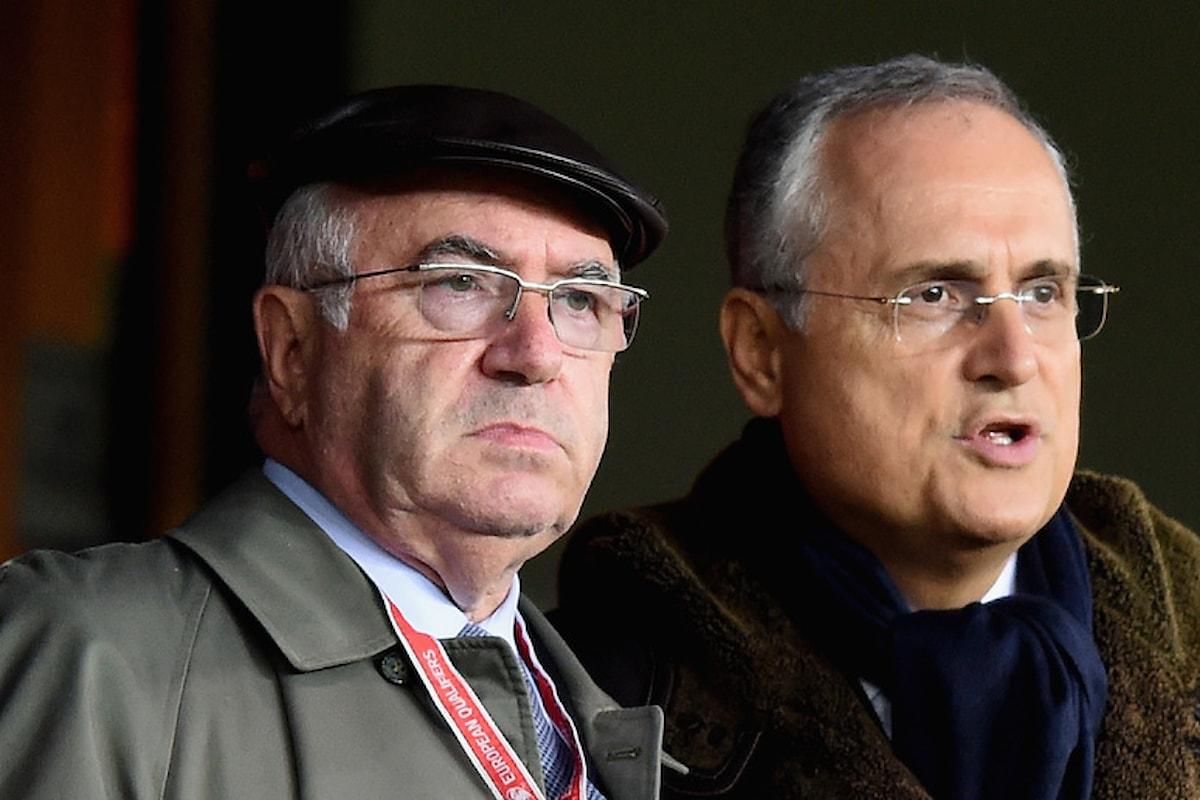 Lotito e Tavecchio... birbanti latini