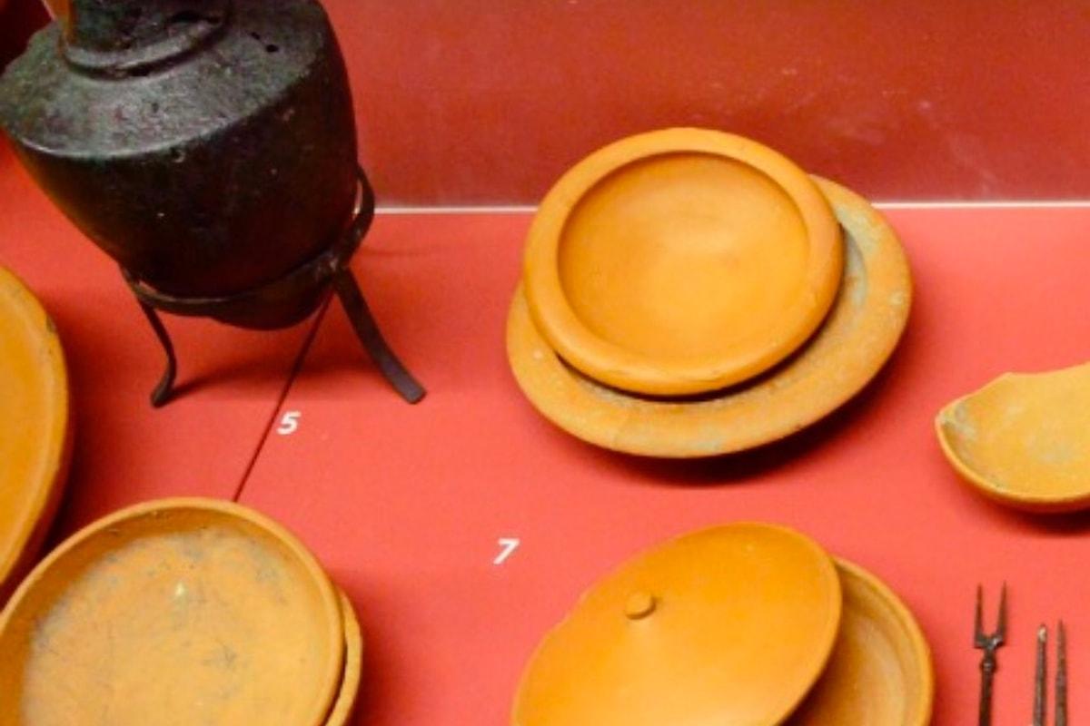 Che fine hanno fatto i piatti rotondi?