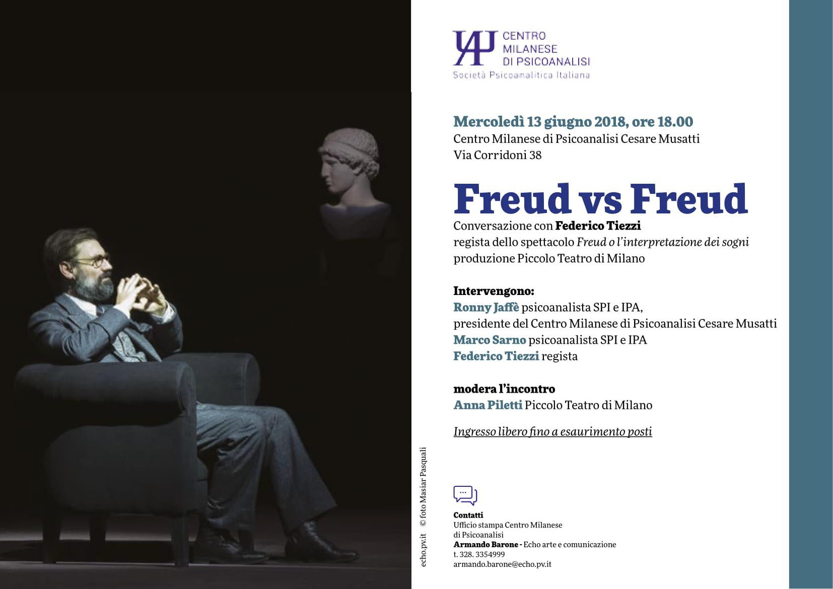 Freud vs Freud
