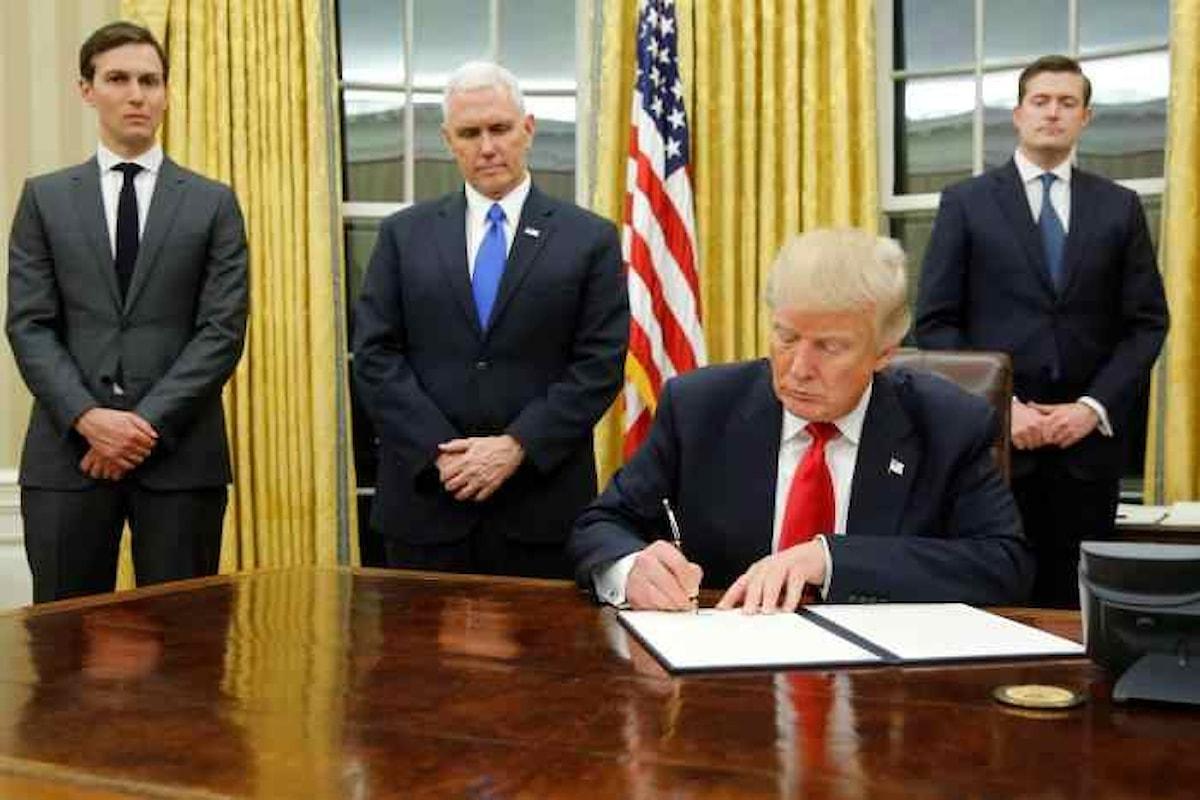 Trump ha già iniziato l'abolizione dell'ObamaCare
