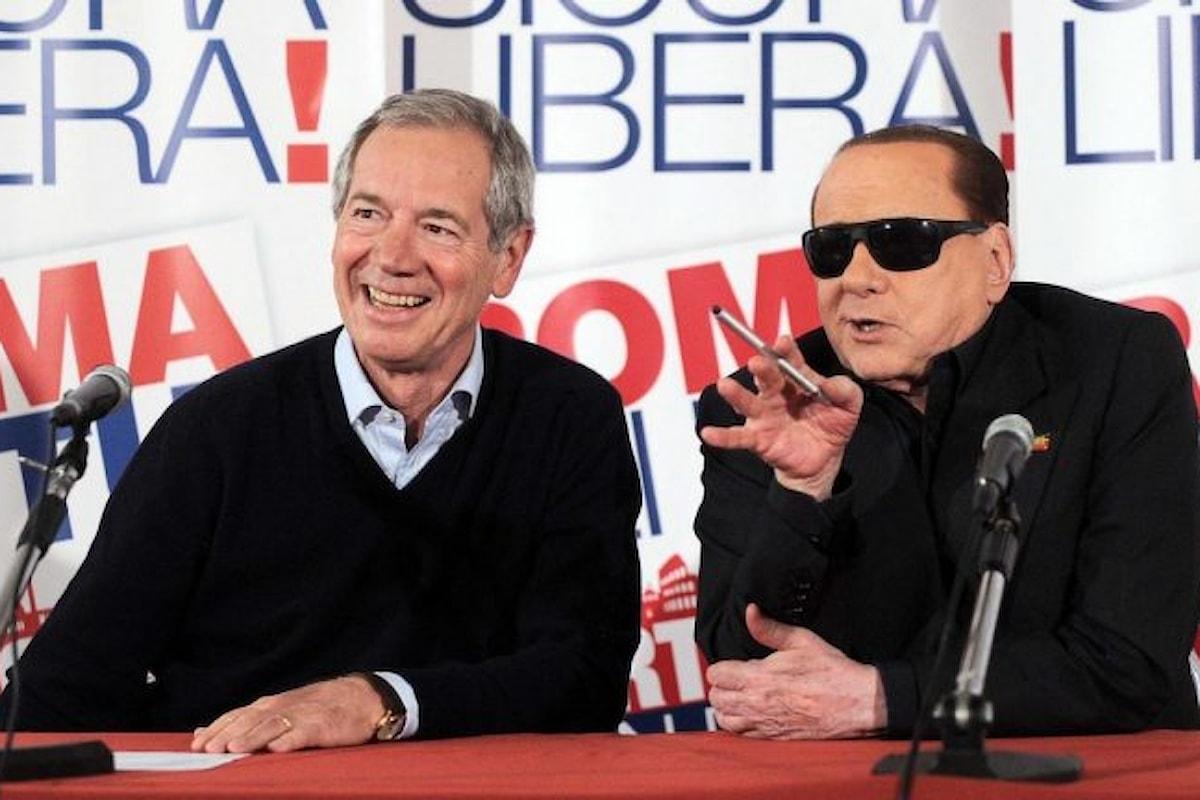 Berlusconi Lascia Bertolaso a casa per appoggiare Marchini