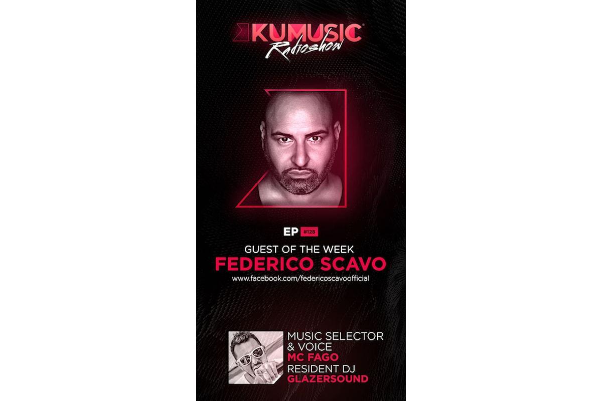 Kumusic Radioshow Episodio #128: dj guest Federico Scavo