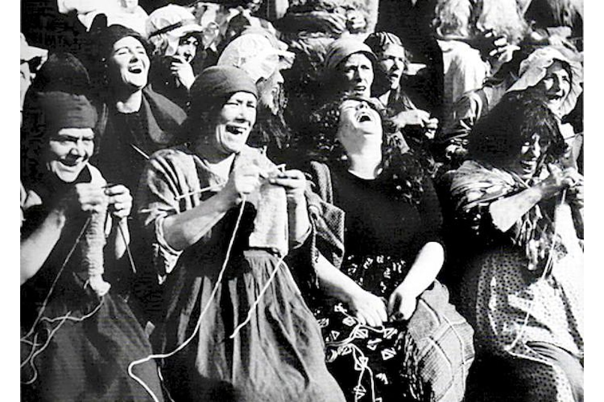 Salvini e le sue tricoteuses social