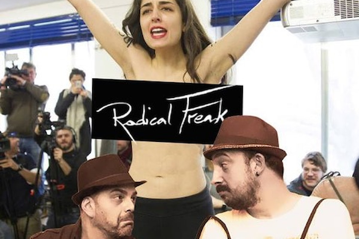 Radical Freak, sta per arrivare E45