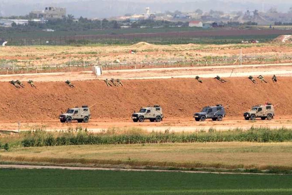 Sale a 17 il numero dei palestinesi uccisi dall'esercito israeliano a Gaza durante la manifestazione del 30 marzo