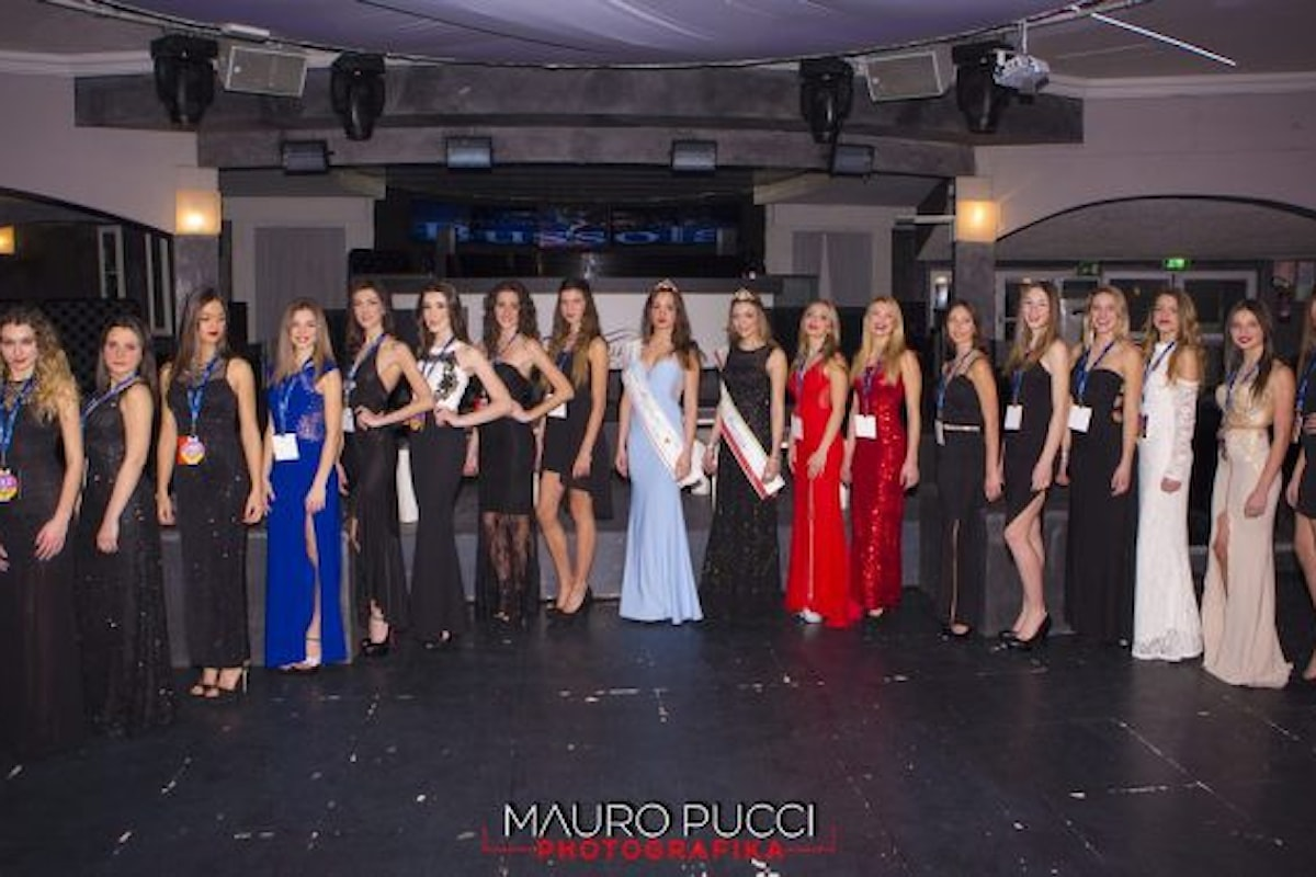 Miss Carnevale di Viareggio 2018