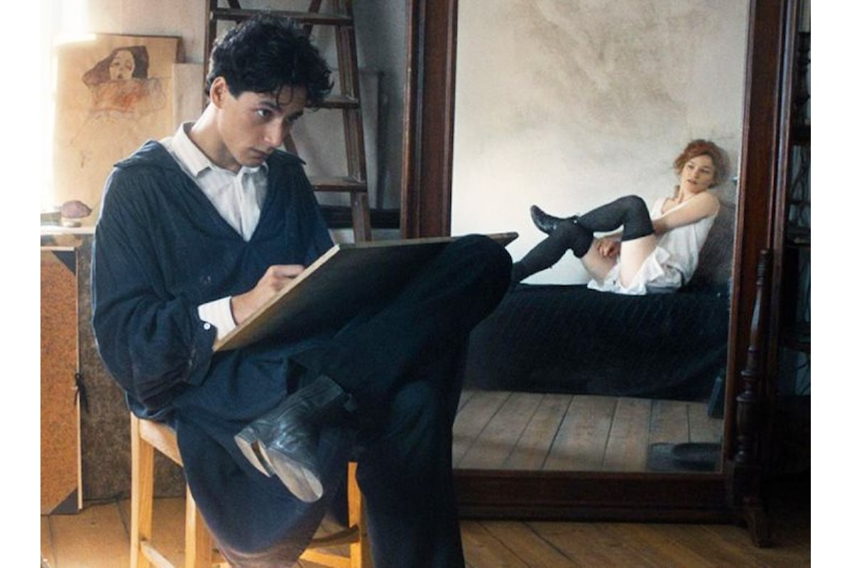 Egon Schiele di Dieter Berner dal 20 al 30 novembre 2017 al Cinema Spazio Oberdan di Milano