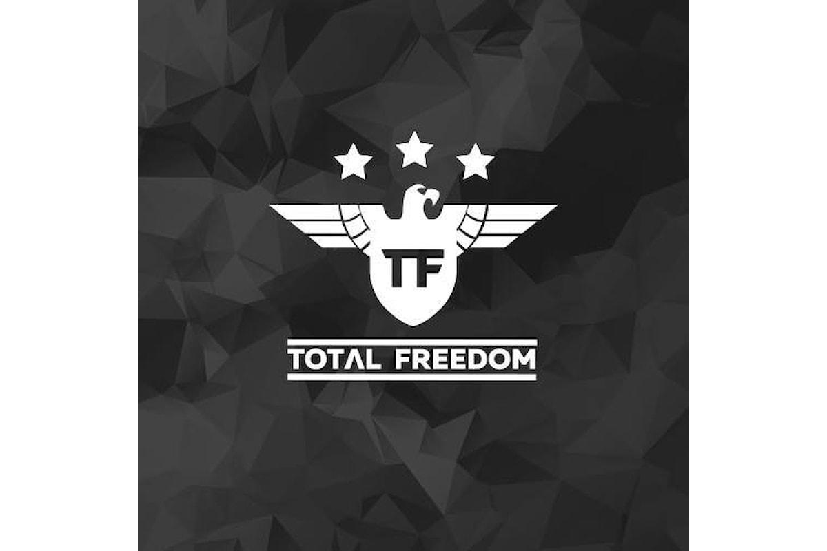 Total Freedom Recordings, la label italiana che fa muovere il mondo