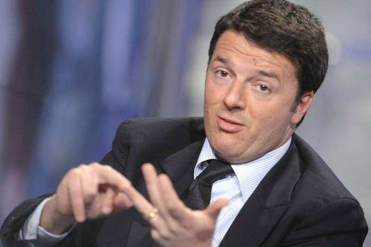 Con l'avvicinarsi delle primarie Renzi si riaffaccia sui media e promette che non mollerà mai